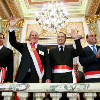 Reacciona el Euro y se estanca el dólar en Perú tras cambios de ministros en el Gabinete Zavala a 131 días de gobierno de PPK.