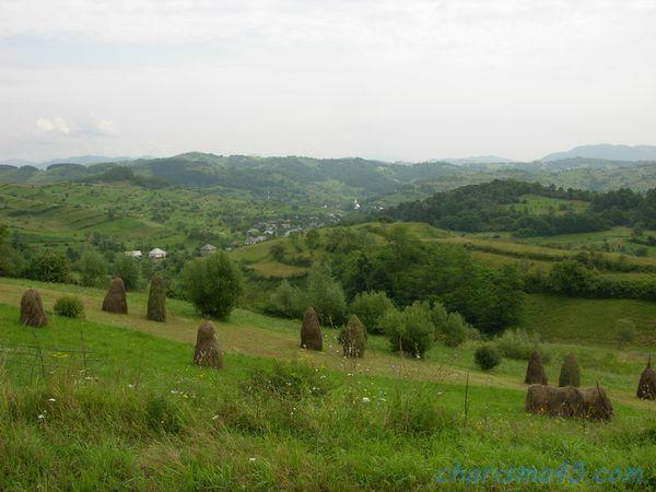 Roumanie en camping-car