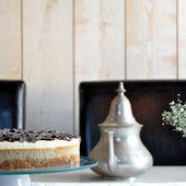 Une petite douceur aux poires pour l'anniversaire de Mr Pause Gourmande