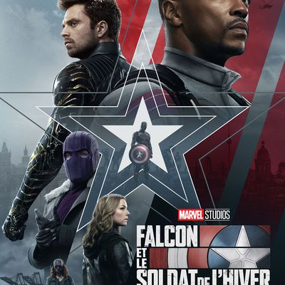 The Falcon and the Winter Soldier / Falcon et le Soldat de l'Hiver