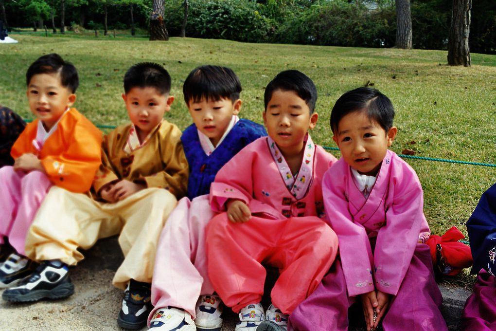 1998 octobre Japon & Corée