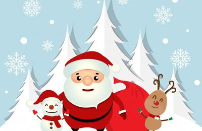 Joyeux Noël 🎅🎄🎁❄️☃️🕯️