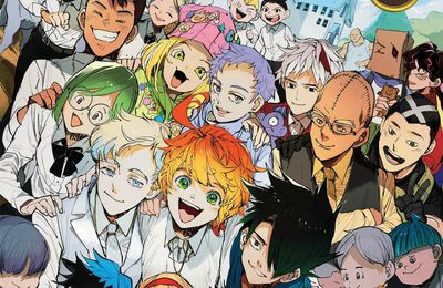 The Promised Neverland - Tome 20 - Kaze