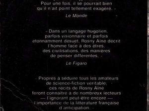"""J.-H. Rosny aîné """"Récits de science-fiction"""" (Marabout - 1975) [Version 1]"""
