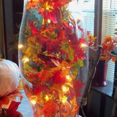 Make The Best of Things: Lighted Autumn Hurricane