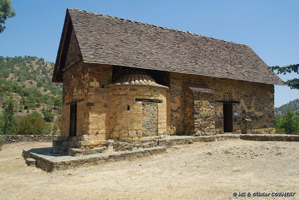 Eglise peinte d'Asinou