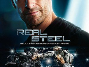 Affiche Real Steel (2011)