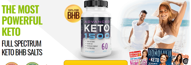 Keto Advanced 1500:100% Pure & Effective & Where To Buy?