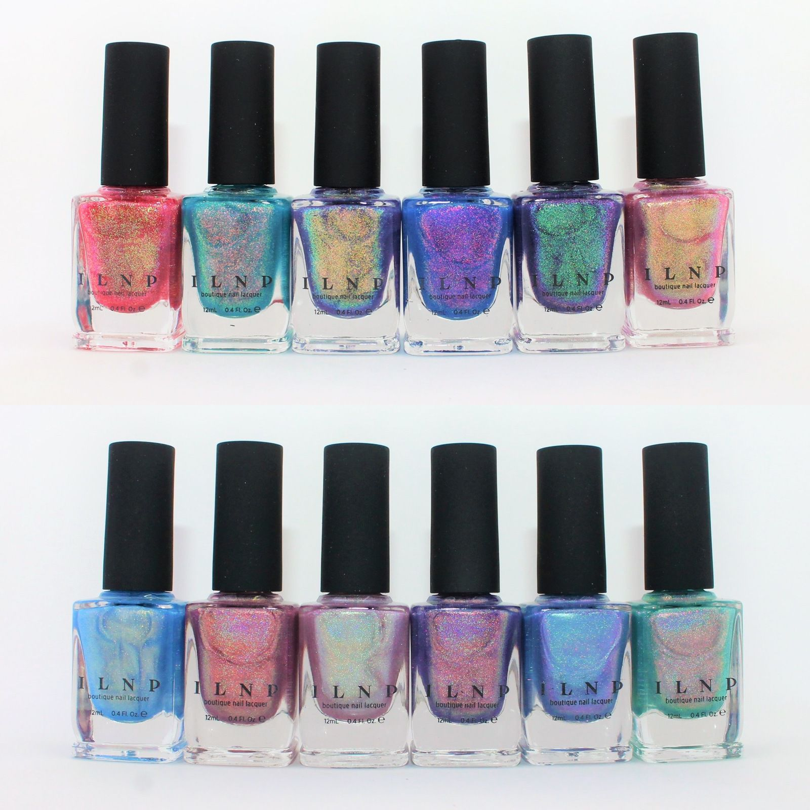 ILNP Summer Nights collection (2020) and Summer Feels collection (2019)
