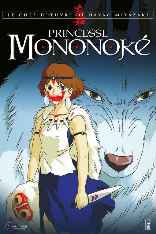 Les films des Studio Ghibli en VOD