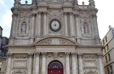 Saint-Paul-Saint-Louis, une église jésuite au coeur de Paris