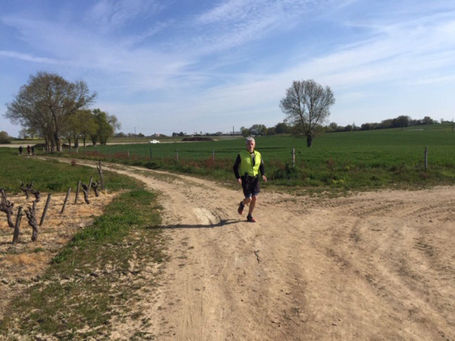 18 Avril Sentiers des horizons et Pont de l'Ouen