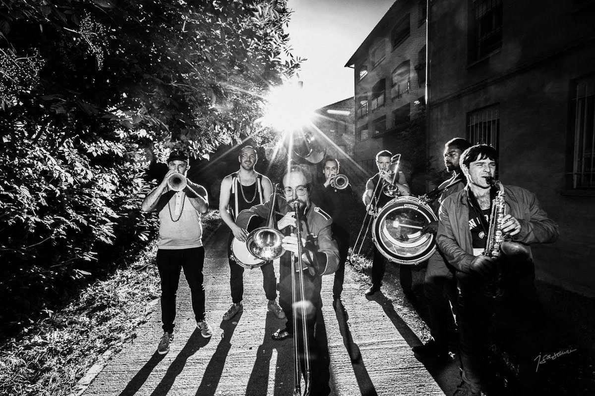 Brass Band - jazz nouvelle orléans - groupe musicien gers
