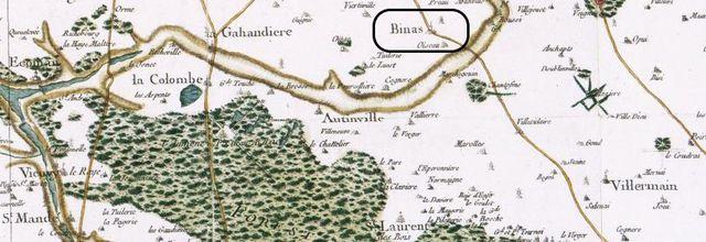 1J1Ancêtre - 2 avril 1716 - Ambroise Caillard