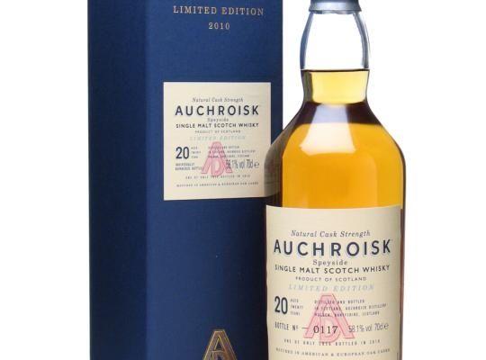 Auchroisk 20Y
