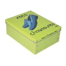 Recherche boites à chaussures