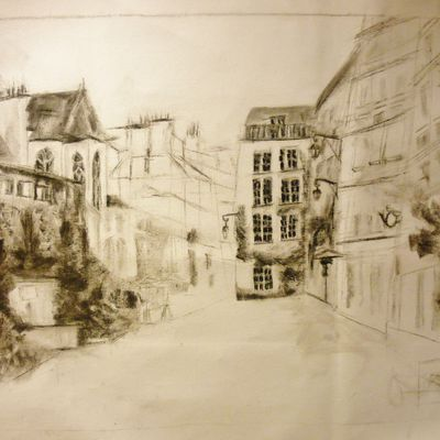 Work in Progress : Le Marais