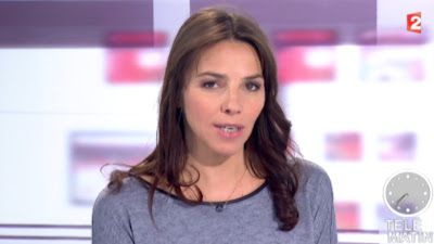 2013 01 22 - SOPHIE LE SAINT - FRANCE 2 - LE JOURNAL @07H30