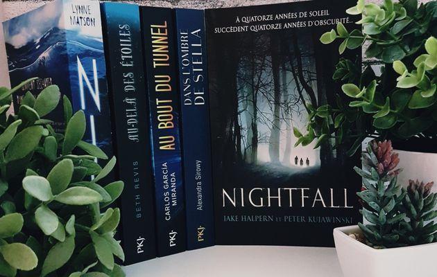 Nightfall - Jake Halpern, Peter Kujawinski