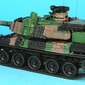 Master Fighter AMX30 B2 Brennus 1/48