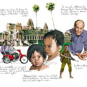 Le Cambodge - Le blog de Guy Forgeois