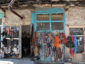 La citadelle de Divriği, des commerces d'un autre temps, de belles maisons traditionnelles