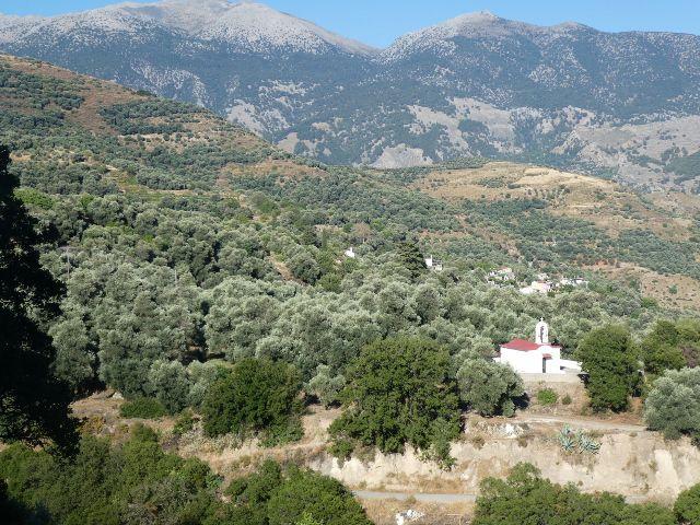 photos d 'aghia galini à la canee   crete ouest