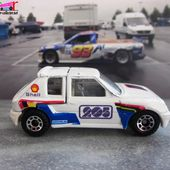 PEUGEOT 205 TURBO 16 MATCHBOX 1/55 - 205 T16 - car-collector.net