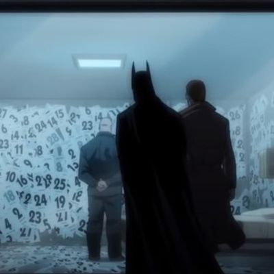 Batman - The Long Halloween - Part One - Le trailer