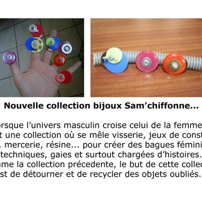 nouvelle collection 2012