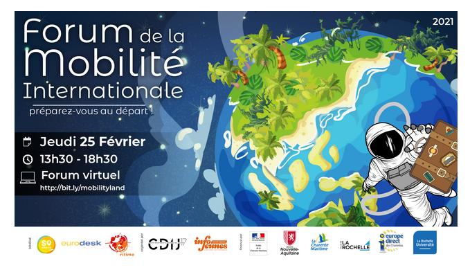 CDIF (Centre Départemental Information Jeunesse) - Forum de la mobilité