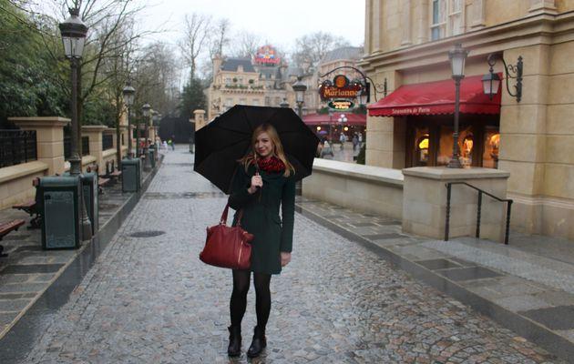 Comment survivre à Disneyland sous la pluie !