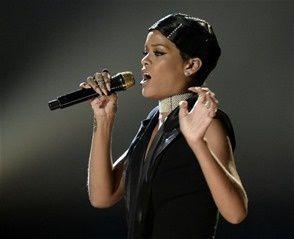 Le tubi de Rihanna