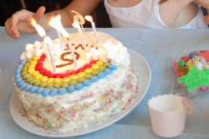 Un anniversaire haut en couleurs!
