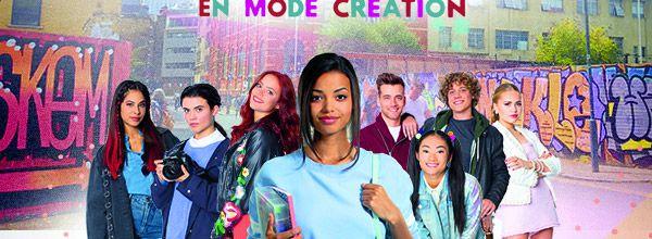 """""""Athena, en mode création"""", nouvelle série dès le 8 février sur téléTOON+"""