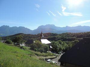 Montagne d'Entrevernes  avec l'ADAPAR le 10 juin 2016