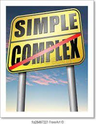 Examples of Simple solutions to solving difficult problems.