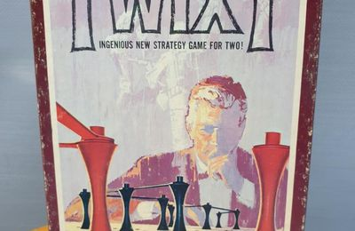 JEU TWIXT Vintage édition 1976 The Avalon Hill Game - 12 euros