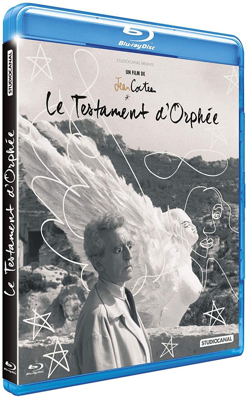 [REVUE CINEMA BLU-RAY] LE SANG D'UN POETE ET LE TESTAMENT D'ORPHEE de Jean COCTEAU