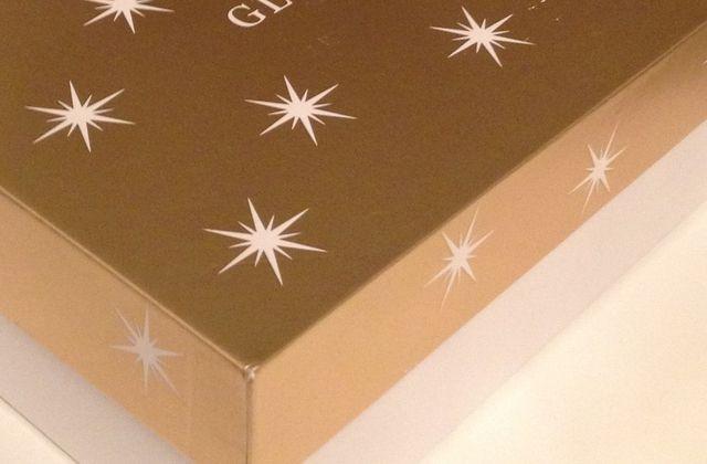 Spoiler : Le Noël doré de GlossyBox !