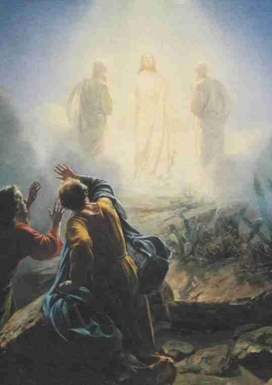 « Il fut transfiguré devant eux » (Mc 9, 2-10)