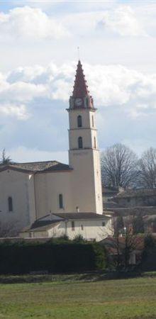 Vallée du Rhône, Saulce