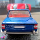 BMW 1500 BERLINE BLEU OUTREMER DINKY TOYS REEDITION ATLAS 1/43 - car-collector