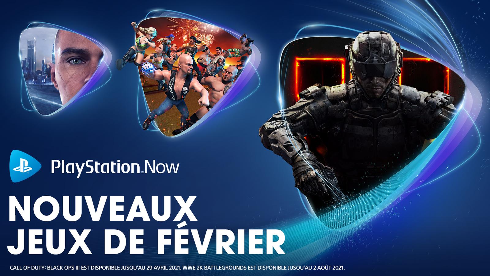 [ACTUALITE] PlayStation - Les jeux PlayStation Now de février 2021