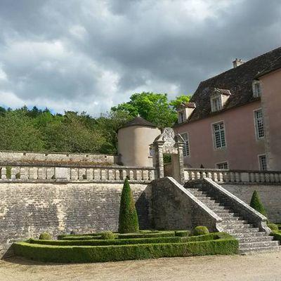 Randonnée entre Montbard et Sainte Marie sur Ouche, 1ère partie