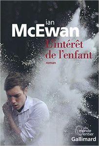 L'intérêt de l'enfant - Ian McEwan