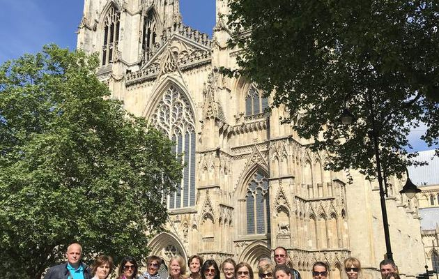 ERASMUS + BODY PROJECT - REPORT OF THE TRANSNATIONAL MEETING IN HULL, ENGLAND JUNE 2018