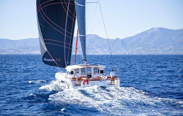 Toute la gamme actuelle des catamarans Excess au Yachting festival de Cannes