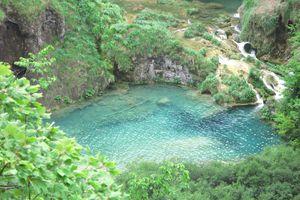Parc Plitvice, Croacie.