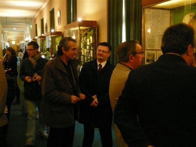 Visite privée de l'UGF au Musée de l'Ordre de la Libération, aux Invalides, le 28 Mars 2010.